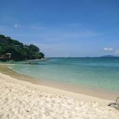 pláž u moře